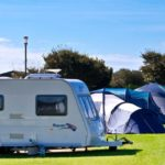Hendra is one of the best touring caravan sites in Cornwall