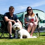 dog friendly holidays - pitches