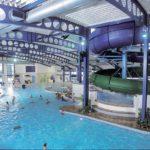 Indoor pool at Hendra
