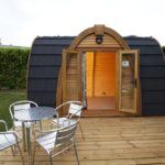 Camping Pods at Hendra