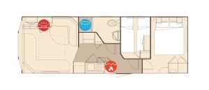 Crantock 2 Floor Plan