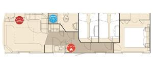 Crantock 3 Floor Plan