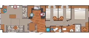 Perran 3 Floor Plan