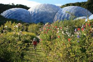 Eden Project one of the wonders of cornwall