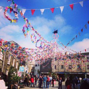 May Day at Padstow