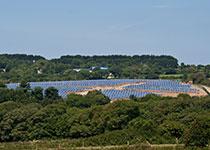 Hendra's solar farm