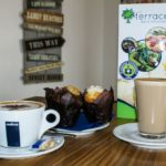 Grab a cafe snack at Hendra