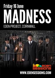 Madness at Eden, Cornwall June