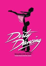 Dirty Dancing at Hall for Cornwall April