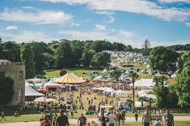 Port Eliot Festival in Cornwall July