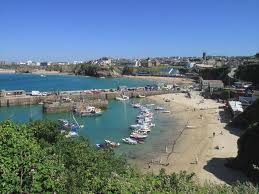 Harbour, Newquay, Cornwall