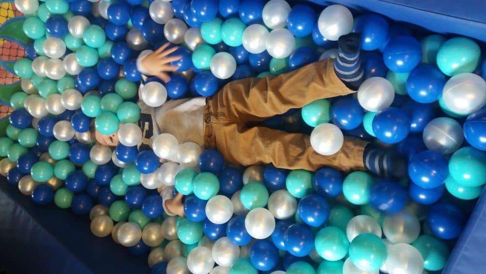 Fun in Henry's playloft