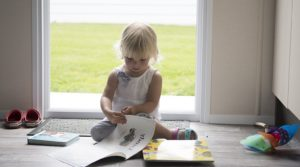 Toddler breaks at Hendra Holiday Parkl