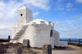 The Huer's Hut, Newquay, Cornwall.