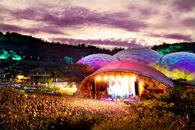 The Eden Sessions, June, Cornwall