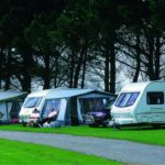 touring and camping in cornwall