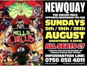 Hell's Circus near Hendra