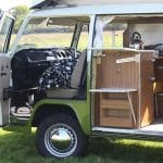 Olive Happy Days Camper Hire