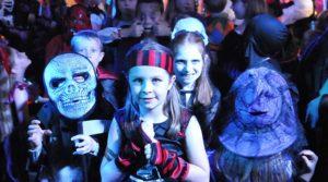 Halloween at Hendra