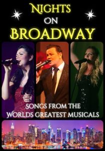Nights on Broadway is at Hendra Holiday Park Newquay