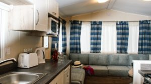 Mawgan - a new for 2019 classic range caravan at Hendra, Newquay