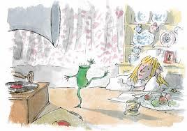 The Dancing Frog