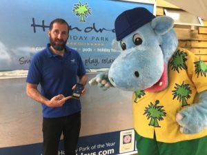 Henry the Hippo loves new Tidal Revival App