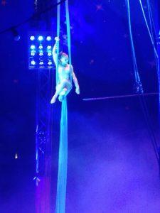 Trapeze at Paulos Circus