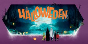 Halloween at Eden this October