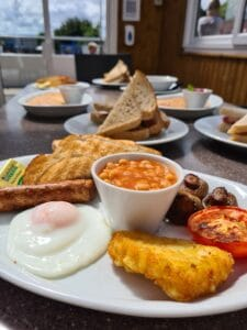 Eating out to help out - Hendra Breakfast