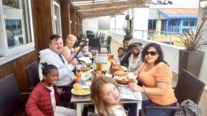 Eat at Hendra